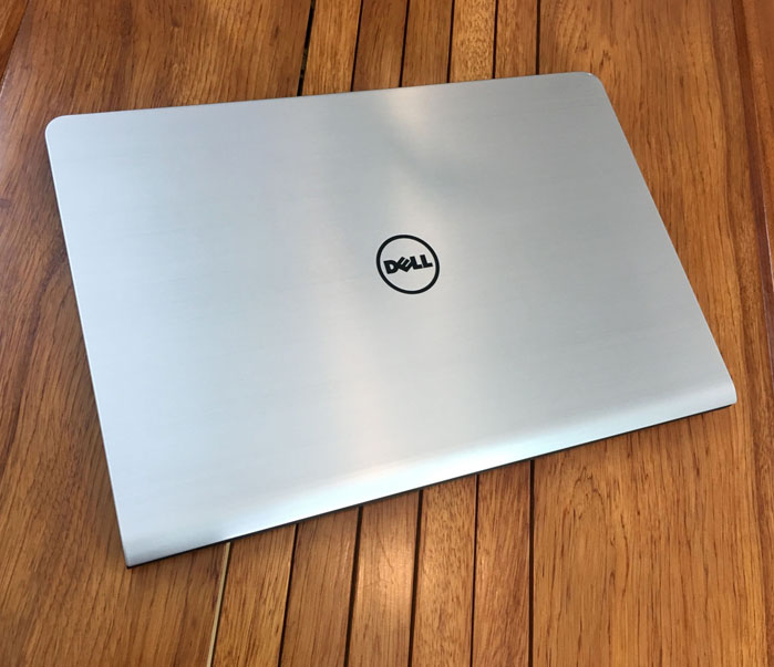 Dell inspiron 5547 Core i5 4210u Ram 4 Hdd 1000